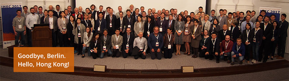Annual Meeting Berlin 2017